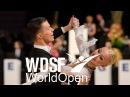 2017 World Open Standard Copenhagen | The Final Reel | DanceSport Total
