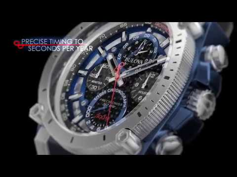 Precisionist Collection by Bulova