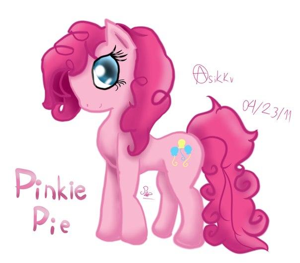 Май Литл Пони уход Пинки Пай