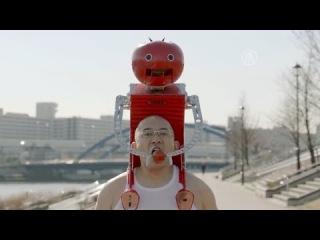 Робот-помидор поможет перекусить во время марафона (новости)