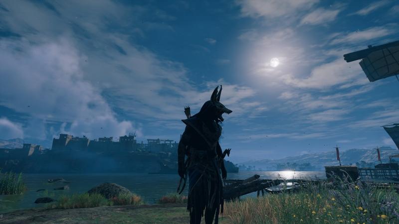 Assassins Creed Origins Застава у Свенетта