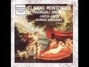 Claudio Monteverdi Madrigali Amoroso Cantus Cölln Full Album 1993