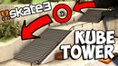 Clear The Kube Tower Double Set! | Epic Challenges: Skate 3