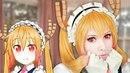 ☆ Tohru Cosplay Makeup Tutorial Kobayashi-san Chi no Maid Dragon 小林さんちのメイドラゴン コスプレメイク ☆