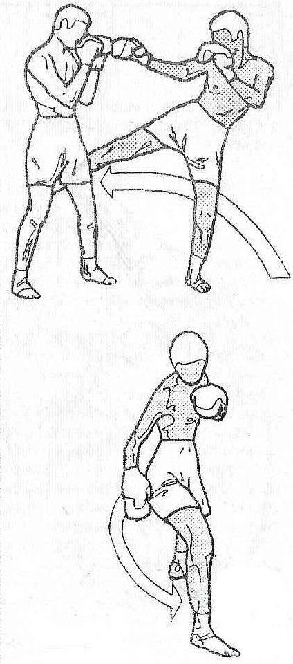Удары ногами как сделать 802