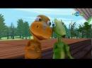 Поезд Динозавров (3 сезон)  Голодные хищники