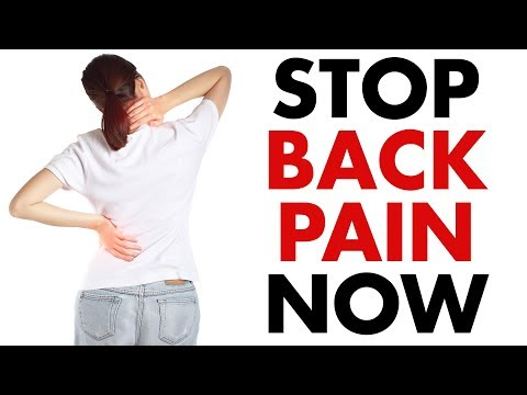 Relieve Back Pain at Home with Melissa ♥ Easy Stretch for Low Back, Neck Pain, Psoas Muscle