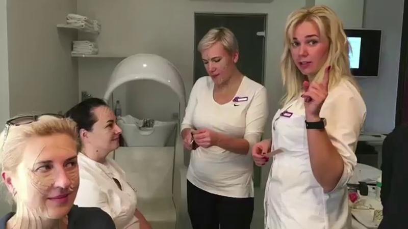 Екатерина Шубина приглашает на обучение Эстетическое тейпирование Beauty Taping