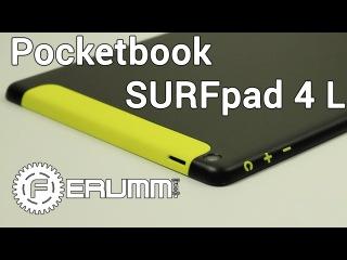 Pocketbook SURFpad 4 L обзор. Все плюсы и минусы планшета Pocketbook SURFpad 4 L от FERUMM.COM