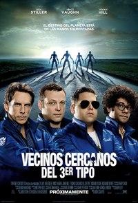 Vecinos Cercanos del 3er Tipo (2012) - Latino