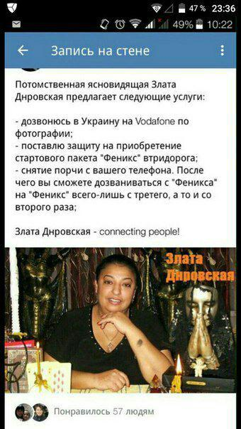 Донецк - связь