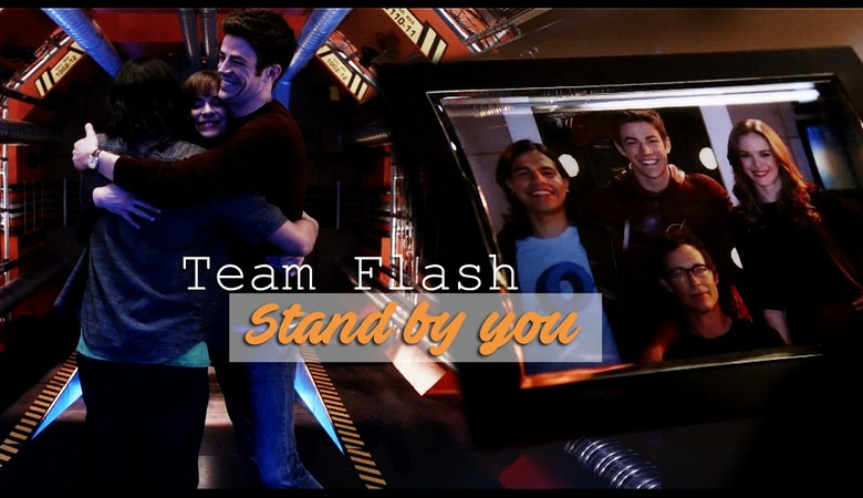 Team Flash Stand By You 2x22