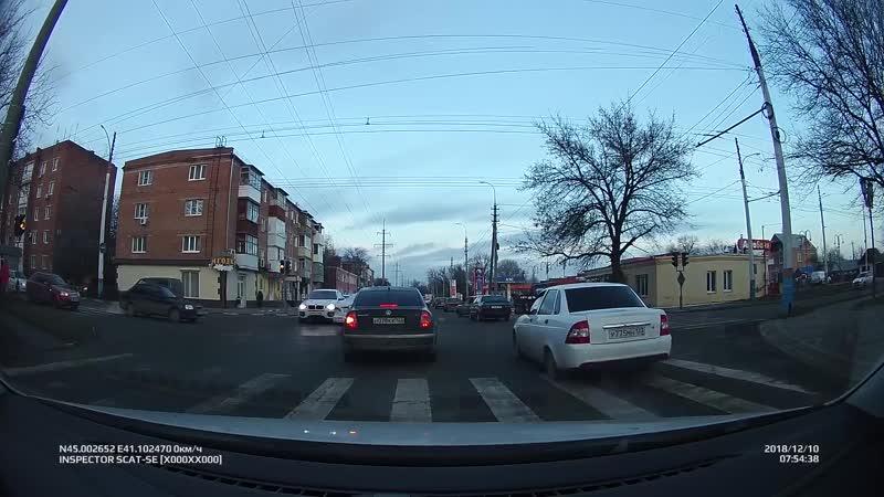 Взорвавший Газель водитель Яндекс Такси ранее грубо нарушал ПДД и попадал на камеры в Армавире
