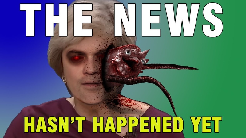 The News Hasn't Happened Yet 1 Andrew Tolvern Is DEAD