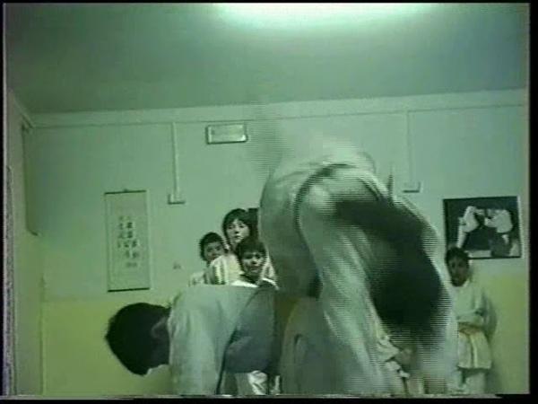 Aikido per bambini - 30 anni di eventi - Lauria e Scalea - M° Fiordineve Cozzi 6° Dan