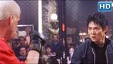 Джет Ли против Толпы(Бой без Правил)