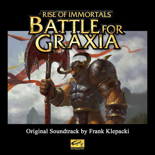 Frank Klepacki альбом Rise of Immortals: Battle for Graxia (Original Soundtrack)