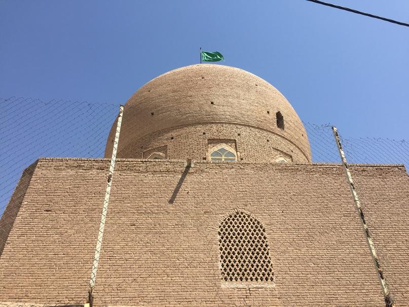 Мечеть. Путешествие в Иран
