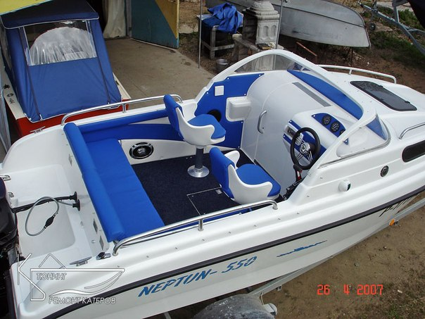 Лодки и катера фото