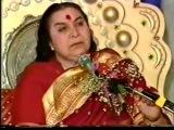 1987 Дашера Шри Рама. В начале лекции Её Святейшество Шри Матаджи Нирмала Деви сахаджа йогам рекомендует посмотреть индийский сериал /