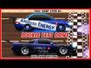 Drag Racing Уличные гонки ДВОЙНОЙ ТЕСТ ДРАЙВ FULL SWAP Subaru - 2294 Hp HONDA NSX - 2035 Hp