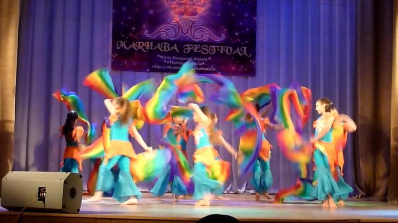 Танцевальный клуб Амира г. Нижний Новгород(т. 414-5018). группа Павловой Марины