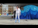 Людмила Постникова - Андреевский флагДень ВМФ-2017