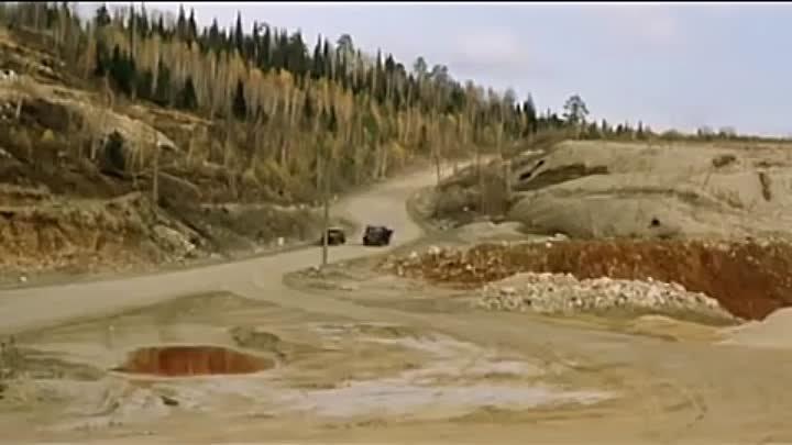 Есть по Чуйскому тракту дорога Altaj Russia
