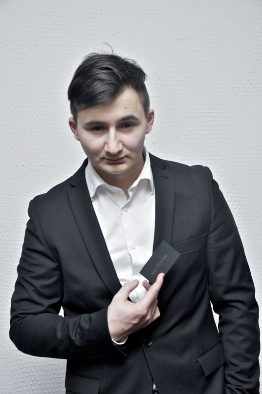 Яков Кручинин  