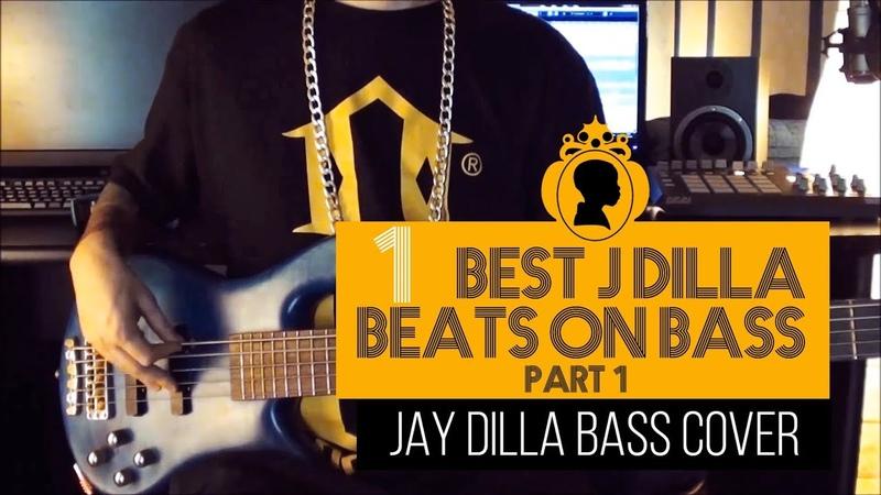 Best J Dilla Beats on Bass Pt.1 - Gbass (HD)