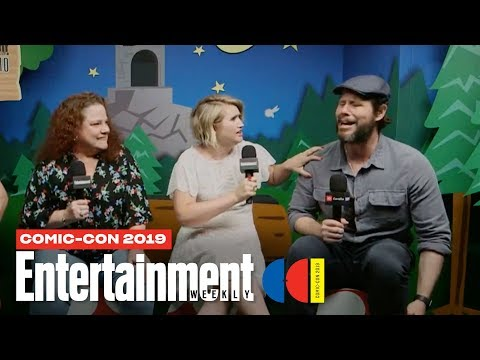 'Bless The Harts' Star Ike Barinholtz More Join Us LIVE | SDCC 2019 | Entertainment Weekly