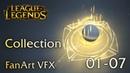 COLLECTION (01-07) - FanArt VFX
