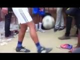 Сюжет ТСН24- Нападающий из ДР Конго Джо Канда мечтает играть за тульский «Арсенал».mp4
