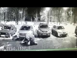 Арестован подозреваемый в убийстве в Москве