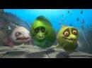 Шевели ластами 2 / Sammy's avonturen 2 (2012) (Озвученный трейлер)