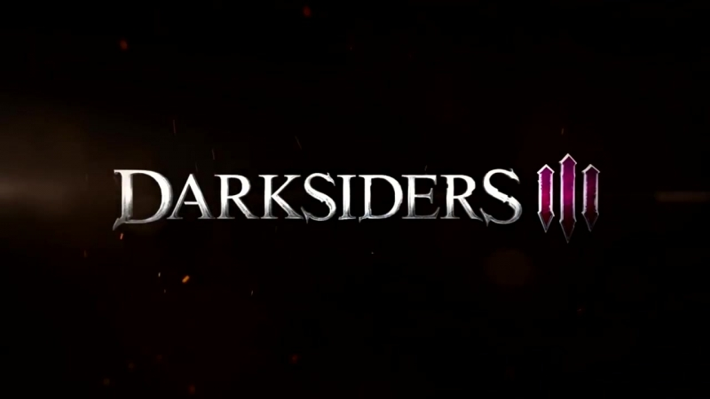 Darksiders 3. Восход Апокалипсиса - Трейлер. Rus. Fan Trailer