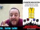 Blocage 17 Novembre Le Docteur Salim Dissèque les Mensonges sur les Hausses des Taxes Énergétiques