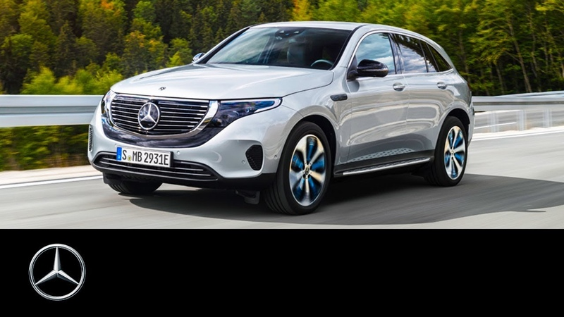 Electric now has a Mercedes The all-new EQC | Trailer