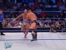 Kurt Angle vs Brock Lesnar Highlights HD Smackdown 18 9 2003