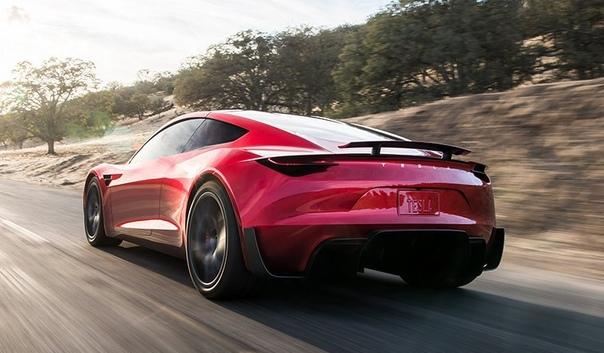 Запас хода нового Tesla Roadster превысит 1000 километров.