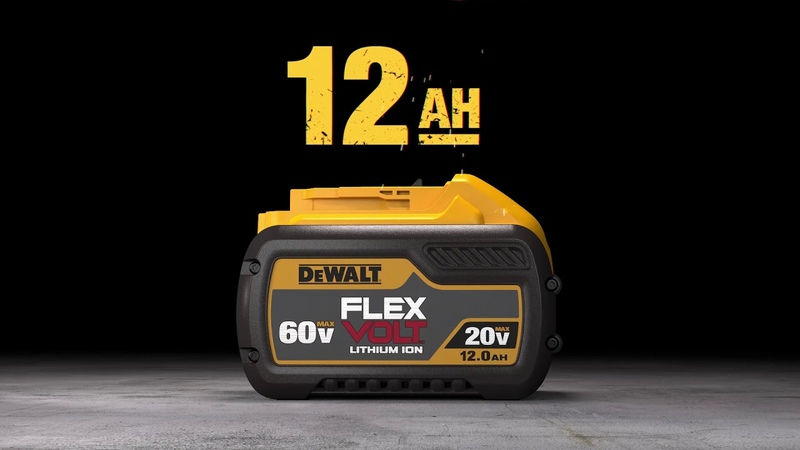 Dewalt DCB612 FLEXVOLT 20V60V MAX 12.0 Ah Battery