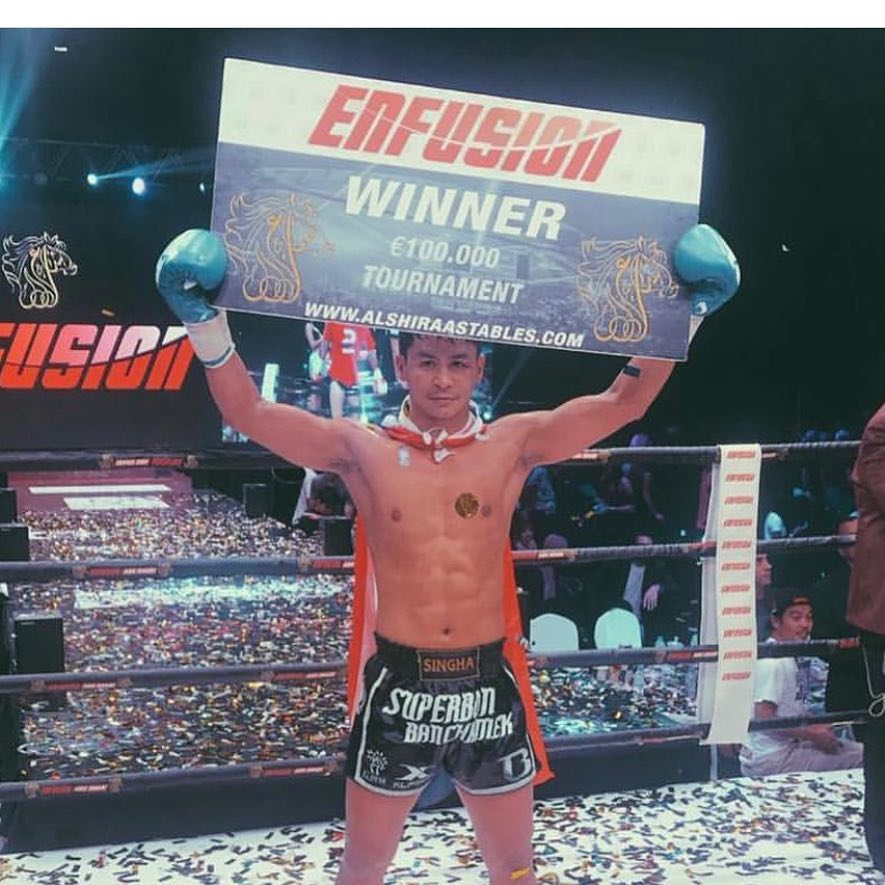 2018年12月7日Enfusion八人冠军赛 苏波邦vs杜托 [视频] Superbon vs. Toutouh