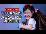 10 MINUTES OF SNSD TIFFANY HWANG'S ABSURD MOMENTS