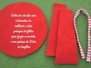 DIY Moldura de Trapilho da autoria de Rosapomposa
