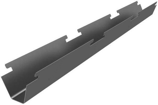Направляющие стрингеры для изготовления реечных потолков