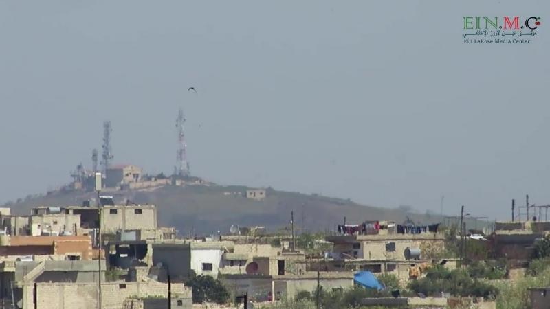Larmée de lair russe détruit une base souterraine djihadiste au sud-ouest dIdlib