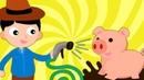 Детские песенки - Сборник Новых Серии - Мультфильмы для Детей 36