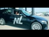 NL подарок автомобиля Mercedes-Benz 2018. Съемка презентационных роликов в Новосибирске