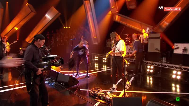 Idles - Danny Nedelko / Samaritans (Later... with Jools Holland 53-01 - 2018-09-25)