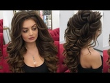 Glam Romantic Prom Night Hairstyle inspirations